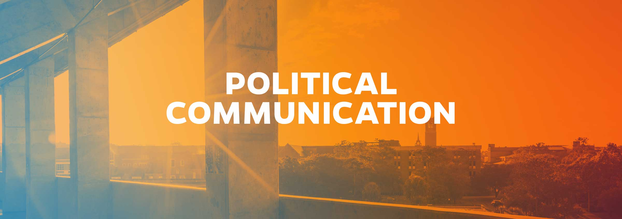 masters degree in communications